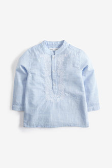 Next Embroidered Tunic (3mths-7yrs) - 269183
