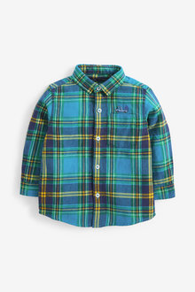 Next Long Sleeve Check Shirt (3mths-7yrs) - 269207