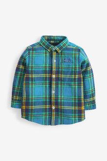 Next Long Sleeve Check Shirt (3mths-7yrs) - 269207