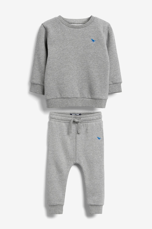 Next Crew And Joggers Set (3mths-7yrs)