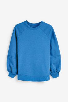 Next Puff Sleeve Sweatshirt - 269359