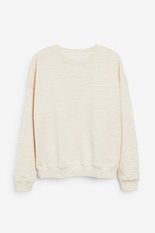 Next Metallic Stripe Sweatshirt - 269371