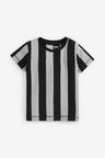 Next Short Sleeve Vertical Stripe T-Shirt (3mths-7yrs)