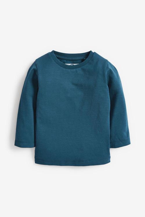 Next 5 Pack Plain Jersey T-Shirts (3mths-7yrs)