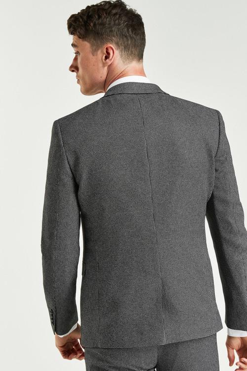 Next Textured Suit: Jacket-Skinny Fit-Skinny Fit