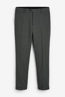 Next Textured Suit: Trousers-Skinny Fit-Skinny Fit - 269490