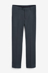 Next Textured Suit: Trousers-Skinny Fit-Skinny Fit
