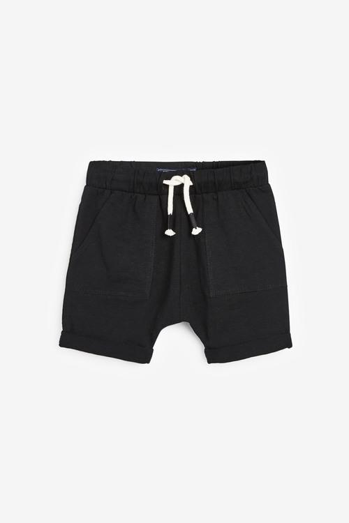 Next 3 Pack Lightweight Shorts (3mths-7yrs)