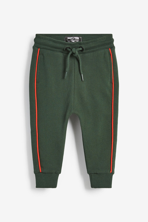 Next Piped Detail Jersey Joggers (3mths-7yrs)