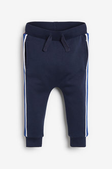 Next Side Tape Jersey Joggers (3mths-7yrs) - 269660