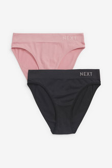 Next Seamfree Knickers 2 Pack - 269695