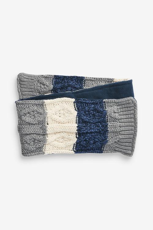 Next 3 Piece Hat, Scarf & Gloves Set (Younger)