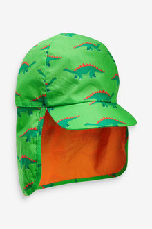 Next Dinosaur Print Legionnaires Hat (Younger) - 269819