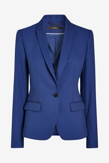 Next Single Breasted Tailored Fit Jacket - Tall - 269951
