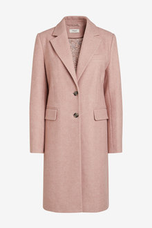 Next Revere Collar Coat - Tall - 269982