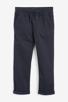 Next Rib Waist Pull-On Trousers (3-16yrs) - 270016