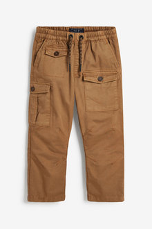 Next Tapered Cargo Trousers (3-16yrs) - 270027