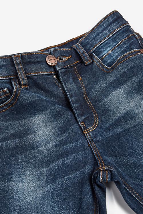 Next Ultra Flex Stretch Jeans (3-16yrs)-Skinny Fit