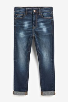 Next Ultra Flex Stretch Jeans (3-16yrs)-Skinny Fit - 270033