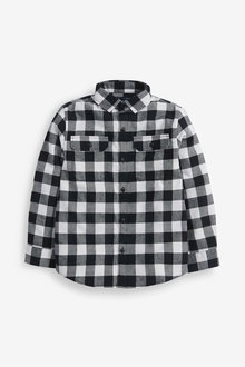 Next Check Long Sleeve Shirt (3-16yrs) - 270044