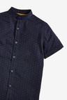 Next Short Sleeve Printed Shirt (3-16yrs)