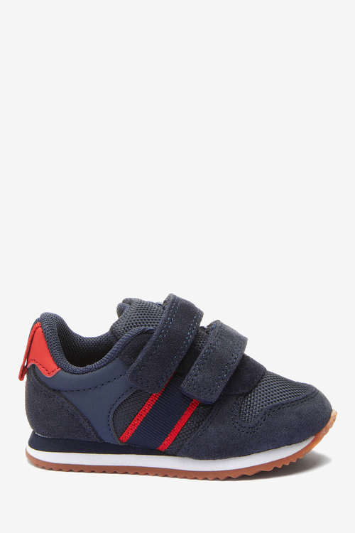 Next Double Strap Trainers (Younger)