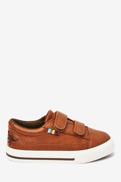 Next Strap Touch Fastening Shoes (Younger)