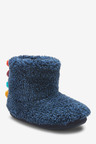Next Dinosaur Spike Slipper Boots (Younger)