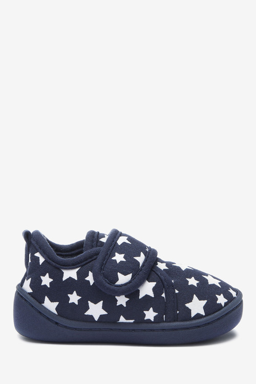 Next Glow In The Dark Star Slippers (Younger)