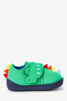 Next Spike Crocodile Slippers (Younger) - 270174