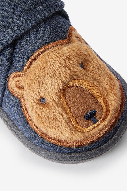Next Bear Slippers (Younger)