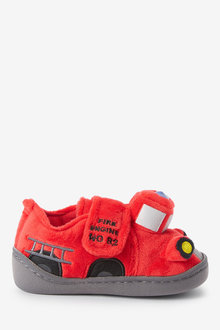 Next Fire Engine Slippers (Younger) - 270185