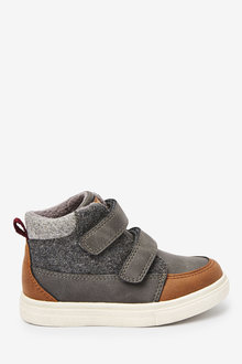 Next Mix Warm Lined Touch Fastening Boots (Younger) - 270224