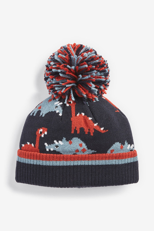 Next Pom Beanie Hat (Younger)