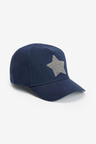 Next 2 Pack Star Caps (Younger)
