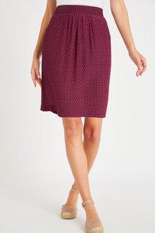 Capture Pull on Pocket Skirt - 270290