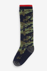 Next 2 Pack Camouflage Welly Socks (Younger)
