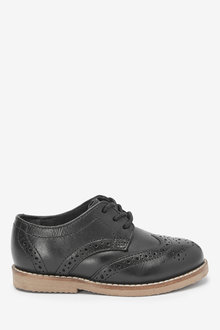 Next Leather Brogues (Younger) - 270324
