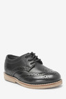 Next Leather Brogues (Younger)