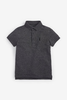 Next Textured Poloshirt (3-16yrs) - 270327