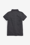 Next Textured Poloshirt (3-16yrs)