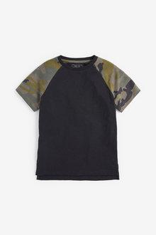 Next Raglan Short Sleeve T-Shirt (3-16yrs) - 270342