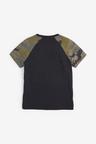 Next Raglan Short Sleeve T-Shirt (3-16yrs)
