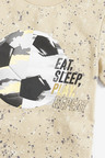Next Short Sleeve Football T-Shirt (3-14yrs)