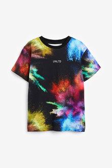 Next Bright Splat T-Shirt (3-16yrs) - 270360