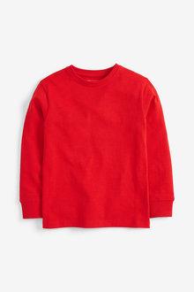 Next Long Sleeve Cosy T-Shirt (3-16yrs) - 270364