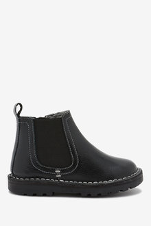 Next Leather Chelsea Boots (Younger) - 270366