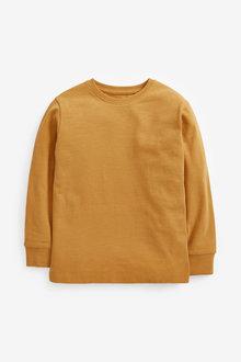Next Long Sleeve Cosy T-Shirt (3-16yrs) - 270379