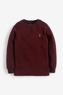 Next Long Sleeve Pique T-Shirt (3-16yrs) - 270383