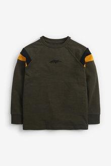 Next Colourblock Jersey T-Shirt (3-16yrs) - 270384